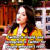 Two Broke Girls Memes - without even realizing it tv meme favorite female characters