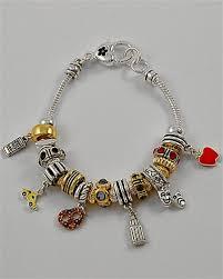 pandora style charm bracelet images New york new york pandora style charm bracelet gift for her jpg