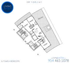 auberge beach floor plans living las olas bedroom floor plans