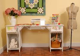Best Sewing Table by Sauder Sewing Machine Table Probrains Org