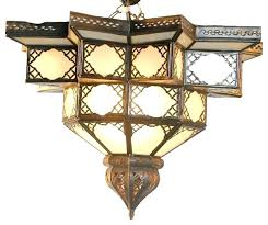 moroccan ceiling light fixtures moroccan ceiling light style l shade bookify