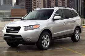 how much is a hyundai santa fe 2007 hyundai santa fe overview cars com