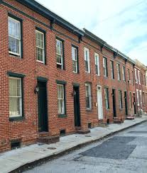 Modern Row House by A Reference Guide To The Baltimore Rowhouse Welcome To Baltimore