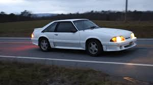1988 gt mustang 1988 mustang gt with b303 and edelbrock heads