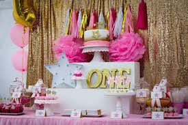 Pink And Gold Dessert Table by Kara U0027s Party Ideas Pink U0026 Gold Twinkle Star Birthday Party