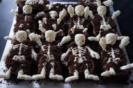 skeletons halloween