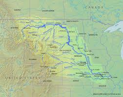 Colorado River Basin Map by Snowmelt Begins In Upper Missouri River Basin Sdpb Radio