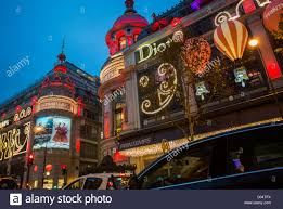 paris france french department store printemps with luxury