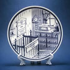 personalized birth plates nostalgic keepsake birth plate personalized baby gifts