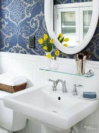 Bathroom Pedestal Sink Ideas Bathrooms Pedestal Sink Storage 18 8 Brilliant Storage Ideas