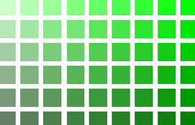 shades of green different color greens fair green shade names shades of green color