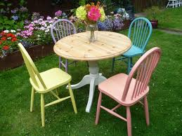 Best Shabby Chic Dinning Tables Images On Pinterest Dining - Funky kitchen tables and chairs