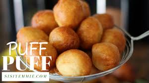 how to make round puff puff without using your hands sisiyemmie
