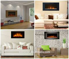 10 colors of flame effect optional luxury decorative electric