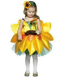 fairy halloween costume kids sunflower costume kids halloween costumes