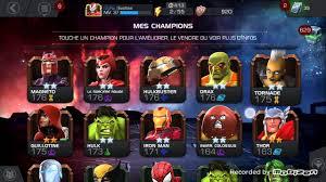 Présentation De Marvel Tournoi Des Champions Youtube