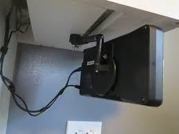 under cabinet tv mount swivel under cabinet tv for kitchen trendyexaminer