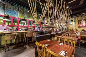 thai restaurant by studio yaron tal tel aviv architecture