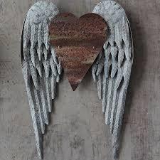 Angel Wing Wall Decor Astonishing Decoration Metal Angel Wings Wall Decor Prissy