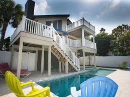 Backyard Grille by Large Beach House In Historic Pass A Grille Homeaway Pass A