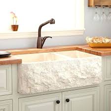 double bowl farmhouse sink with backsplash double bowl farmhouse sink x x polished marble large offset double