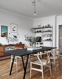 dark woods and a vintage look via cocolapinedesign com living
