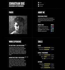 Best Personal Resume Websites by Aurelio 15 Best Html Resume Templates For Awesome Personal Sites