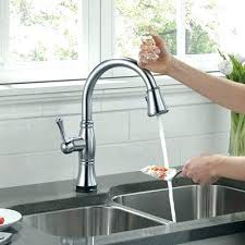delta touch2o kitchen faucet goalfinger kitchen faucet
