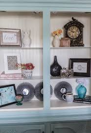 Hutch China Updated Diy Dining Room Hutch China Cabinet Reveal Hometalk