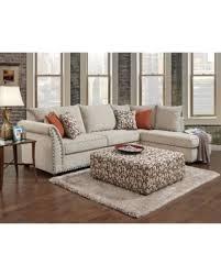 Amazing Deal On Sofa Trendz Bennington Sectional With Ottoman Set