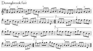 steve s tin whistle pages rolls a practice page