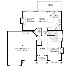 house plans with finished basement compact house plan with finished basement 23245jd