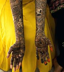 10 stunning mehndi designs for arms to try in 2018