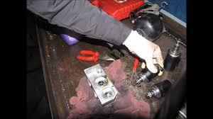 mercedes abc valve block repair youtube