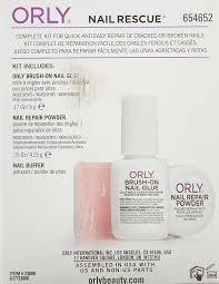 amazon com orly nail rescue boxed kit nail polish beauty
