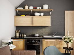 wall for kitchen ideas 36 stunning black kitchens that tempt you to go for your next