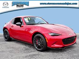 miata dealership new 2017 mazda mazda mx 5 miata rf for sale jacksonville nc