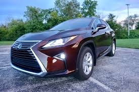 lexus night 2016 lexus rx 350 review