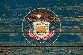 online store utah state vintage flag collection western interior