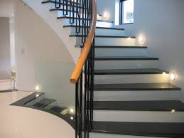 image of indoor stair lighting photos