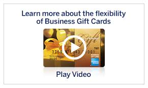 Order Gift Cards For Business Business Gift Cards American Express