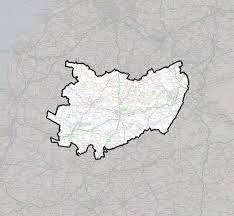 Somerset England Map Mendip District Council Local Plan Maps