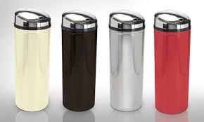 poubelle cuisine automatique poubelle automatique de cuisine groupon