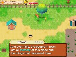 Harvest Moon by Harvest Moon Seeds Of Memories Review U2013 Reaps What It Sows Gamezebo