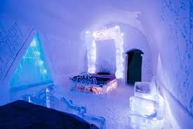 Hotel De Glace Canada by Top 10 Things To Do In Quebec This Winter Season