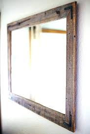 reclaimed wood wall large wood wall mirrors decorative wall mirrors decorative wall mirrors
