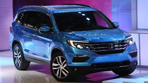 New Honda Element 2015 2018 Honda Pilot Blue Colours Images 2017 2018 New Car News