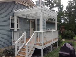 32 best build a free standing deck images on pinterest how to