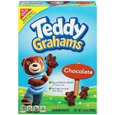 teddy gram delivery teddy grahams crackers honey 10 ounce boxes 6 pack