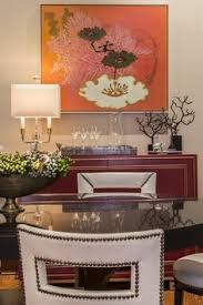 Asian Contemporary Interior Design by Decorated By Lydia Marks Of Marks And Frantz Interior Design
